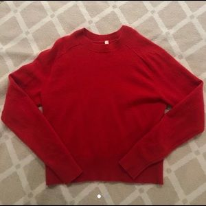 Aritzia The Group Babaton cashmere sweater